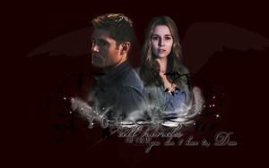 Dean and Jo by LadyJenney