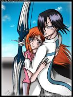 Bleach- Passion Over Pride by KamuiYamato