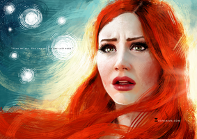 The Girl Who Waited by SoniaMatas