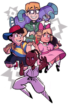 Earthbound by brandirecognition
