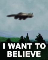 I Want to Believe by athanasius