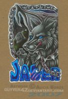 Jager badge by guyver47