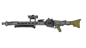 MG-45 by COLT731