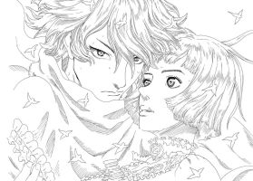 Serpico and Farnese by Yoite7
