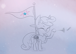 Snowflake Accord Doodle by Hollulu