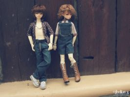 Denim One and a Half by Ylden