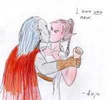 You owned me by Weiila