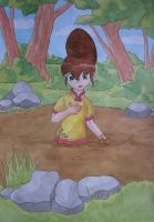 Rokuna in the Mud Commission by at-commissions