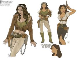 Abbey Full Character sheet by DocRedfield