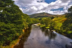 Howgill River by CumbriaCam