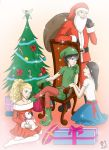 Arty Christmas by Kairi-Moon