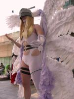 Angewomon - Otakon 2010 by jacmac