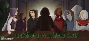Conspiracy Prophecy 2017 by VENXIA