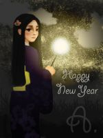 Happy New Year by IheartA