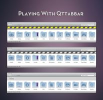 Playing with Qttabbar by Mr-Ragnarok
