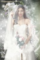 Wedding Bride by SophiaAmanda