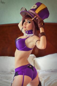 Boudoir Caitlyn II by EnchantedCupcake