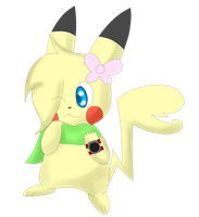 Terry (Ambidex Game) by Pikacshu