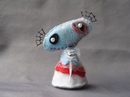 Zombie Bride by chungsew4fun