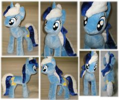 Minuette plushie by Rens-twin