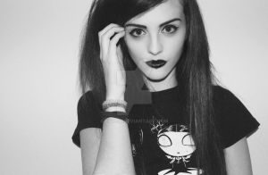 Black lips by Eviie-x