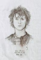 Sort of Billie Joe Armstrong by AmyHeadInTheClouds