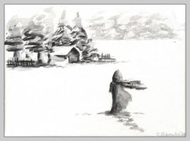 And winter came by kantellis