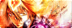 vongola primo by kahaine