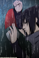 The path of Sasuke by LiderAlianzaShinobi