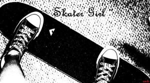 Skater Girl by AndiLonelyHearts