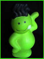 Green Guy by Ange-d-etre