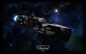 'Libertian' by Gisteron