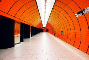 colorful metro by PatrickRuegheimer