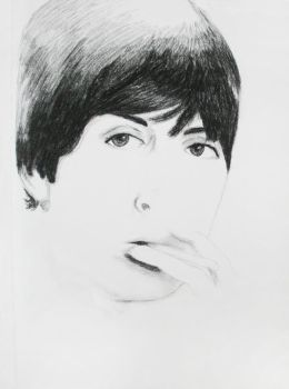 Unfinished Paul by LovelyAngie