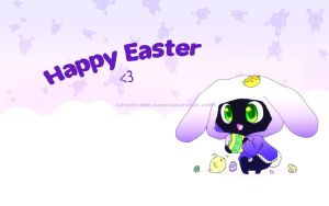 Relic Easter Wallpaper by binoftrash