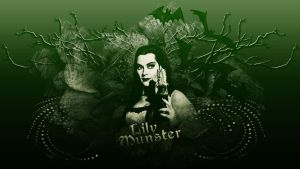 Lily Munster by Super-Fan-Wallpapers