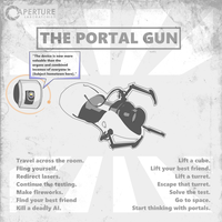 The Portal Gun by punk407