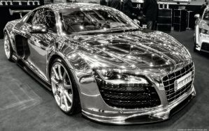 Audi R8 V10 Biturbo by pingallery