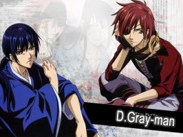 D.Gray-man WP by ChainsOfFreedom