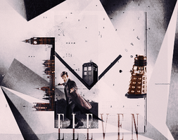 .:Doctor Who: Eleven (Goodbye Baby):. by RachelDinozzo