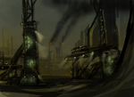 Mines of Neverned by AtomicWarpin