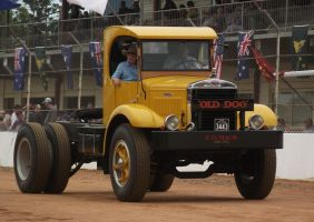Mack FG prime mover by RedtailFox