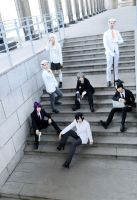 Noblesse - Seira and Group! by busanpanda