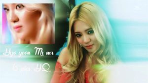 Photopack Hyo Yeon by thanhsowon