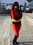 Violet Parr I by SonicPossible00