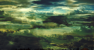 Clouds Overlay 2 by greenaleydis-stock