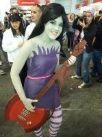 Marceline Cosplay by mae0796