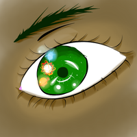 The Eye Can See Space by ChibiYogurt