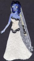 The Corpse Bride by Starlene
