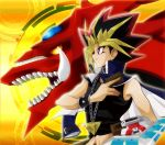 YuGiOh by natsuking